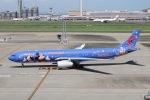 なごやんさんが、羽田空港で撮影した中国東方航空 A330-343Xの航空フォト(写真)