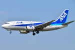 turenoアカクロさんが、福岡空港で撮影したANAウイングス 737-54Kの航空フォト(写真)