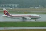 pringlesさんが、チューリッヒ空港で撮影したエア・マルタ A320-214の航空フォト(写真)