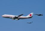 じーく。さんが、千歳基地で撮影した航空自衛隊 747-47Cの航空フォト(写真)