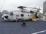 noirのミリ活さんが、横須賀基地で撮影した海上自衛隊 SH-60Jの航空フォト(写真)