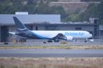 romyさんが、ボーイングフィールドで撮影したアマゾン・プライム・エア 767-33A/ER(BDSF)の航空フォト(写真)