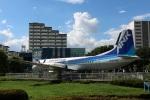 Wasawasa-isaoさんが、航空公園駅前で撮影したエアーニッポン YS-11A-500の航空フォト(写真)