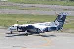 あめーりあさんが、新千歳空港で撮影したサハリン航空 DHC-8-201Q Dash 8の航空フォト(写真)