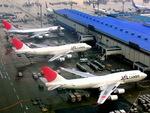 JA8077さんが、成田国際空港で撮影した日本航空 747-446(BCF)の航空フォト(写真)