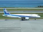 Y@RJGGさんが、那覇空港で撮影した全日空 A320-211の航空フォト(写真)