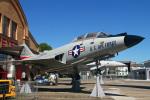 りんたろうさんが、シュパイアー飛行場で撮影したアメリカ空軍 F-101B Voodooの航空フォト(写真)