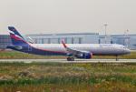 りんたろうさんが、ハンブルク・フィンケンヴェルダー空港 で撮影したアエロフロート・ロシア航空 A321-211の航空フォト(写真)
