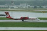 pringlesさんが、チューリッヒ空港で撮影したエア・ベルリン DHC-8-402Q Dash 8の航空フォト(写真)