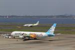 masakazuさんが、羽田空港で撮影したAIR DO 767-381の航空フォト(写真)