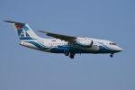 harahara555さんが、成田国際空港で撮影したアンガラ・エアラインズ An-148-100Eの航空フォト(写真)