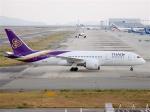 goshiさんが、関西国際空港で撮影したタイ国際航空 787-8 Dreamlinerの航空フォト(写真)