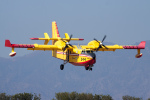 Ryan-airさんが、バンナイズ空港 - Van Nuys Airport [VNY/KVNY]で撮影したケベック州政府 Canadair CL-215-6B11 CL-415の航空フォト(写真)