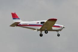 E-75さんが、函館空港で撮影した個人所有 PA-28-161 Cadetの航空フォト(写真)