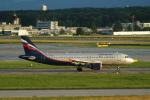 pringlesさんが、チューリッヒ空港で撮影したアエロフロート・ロシア航空 A320-214の航空フォト(写真)