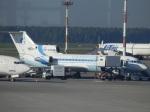 TUILANYAKSUさんが、ブヌコボ国際空港で撮影したガスプロムアビア Yak-42Dの航空フォト(写真)