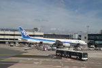 maccha_chaさんが、フランクフルト国際空港で撮影した全日空 777-381/ERの航空フォト(写真)