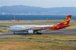 goshiさんが、関西国際空港で撮影した香港航空 A330-223の航空フォト(写真)