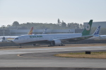 romyさんが、ペインフィールド空港で撮影したエバー航空 777-35E/ERの航空フォト(写真)