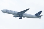 Wings Flapさんが、岡山空港で撮影した全日空 777-281の航空フォト(写真)