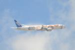 takemasaさんが、ジョージ・ブッシュ・インターコンチネンタル空港で撮影した全日空 777-381/ERの航空フォト(写真)
