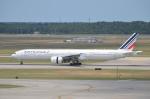 takemasaさんが、ジョージ・ブッシュ・インターコンチネンタル空港で撮影したエールフランス航空 777-328/ERの航空フォト(写真)