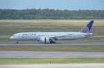 takemasaさんが、ジョージ・ブッシュ・インターコンチネンタル空港で撮影したユナイテッド航空 787-9の航空フォト(写真)