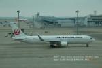 かみきりむしさんが、中部国際空港で撮影した日本航空 767-346/ERの航空フォト(写真)