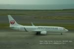 かみきりむしさんが、中部国際空港で撮影した日本トランスオーシャン航空 737-8Q3の航空フォト(写真)