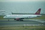 かみきりむしさんが、中部国際空港で撮影した吉祥航空 A320-214の航空フォト(写真)