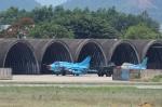 TAOTAOさんが、ダナン国際空港で撮影したベトナム人民空軍  MiG-21の航空フォト(写真)