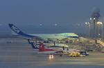トトちゃんさんが、中部国際空港で撮影した日本貨物航空 747-281F/SCDの航空フォト(写真)