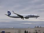 M.Chihara_1さんが、ペインフィールド空港で撮影したアラスカ航空 737-990/ERの航空フォト(写真)