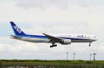 シロクマパパさんが、羽田空港で撮影した全日空 777-281の航空フォト(写真)
