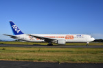 Gambardierさんが、岡山空港で撮影した全日空 767-381/ERの航空フォト(写真)