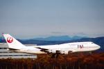 菊池 正人さんが、新千歳空港で撮影した日本航空 747-146B/SR/SUDの航空フォト(写真)