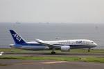 こだしさんが、羽田空港で撮影した全日空 787-881の航空フォト(写真)