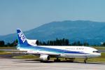 菊池 正人さんが、鹿児島空港で撮影した全日空 L-1011-385-1 TriStar 1の航空フォト(写真)