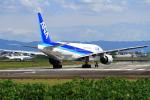 kakashikansaiさんが、伊丹空港で撮影した全日空 777-281の航空フォト(写真)
