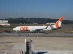take-xさんが、サンパウロ・グアルーリョス国際空港で撮影したゴル航空 737-8EH/SFPの航空フォト(写真)
