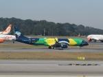 take-xさんが、サンパウロ・グアルーリョス国際空港で撮影したアズール・ブラジル航空 ERJ-190-200 IGW (ERJ-195AR)の航空フォト(写真)