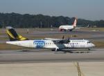 take-xさんが、サンパウロ・グアルーリョス国際空港で撮影したパッサレド・リンハス・アエレアス ATR-72-600の航空フォト(写真)