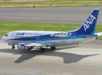 おぎしんさんが、中部国際空港で撮影したANAウイングス 737-54Kの航空フォト(写真)