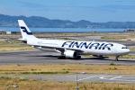 JA8961RJOOさんが、関西国際空港で撮影したフィンエアー A330-302Xの航空フォト(写真)