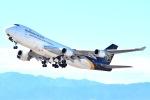 JA8961RJOOさんが、関西国際空港で撮影したUPS航空 747-4R7F/SCDの航空フォト(写真)