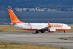 JA8961RJOOさんが、関西国際空港で撮影したチェジュ航空 737-8ASの航空フォト(写真)
