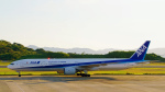 NAOTOさんが、長崎空港で撮影した全日空 777-381の航空フォト(写真)