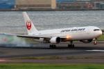 aididiさんが、羽田空港で撮影した日本航空 767-346/ERの航空フォト(写真)