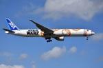 sonnyさんが、成田国際空港で撮影した全日空 777-381/ERの航空フォト(写真)