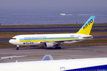 apphgさんが、羽田空港で撮影したAIR DO 767-281の航空フォト(写真)